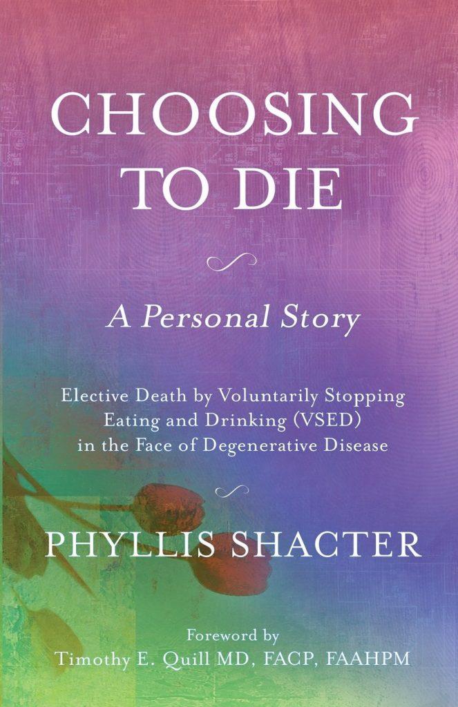 Choosing to Die book cover